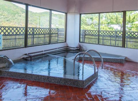 花海荘 浴室